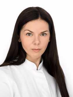 Рождественских (Василенко) Елена Павловна - фотография