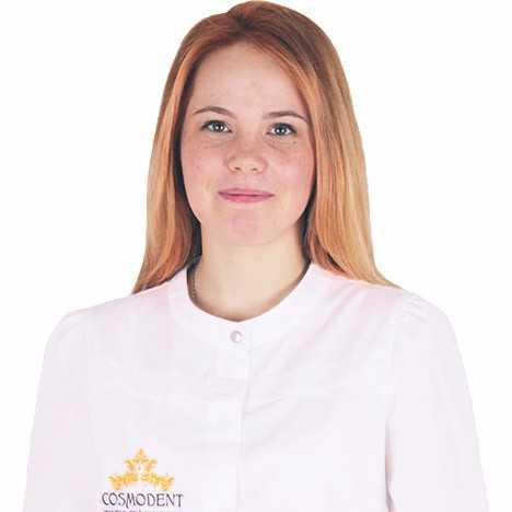 Луговская Анастасия Александровна - фотография