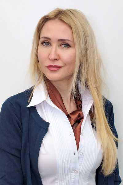 Адамко Ирина Валентиновна - фотография