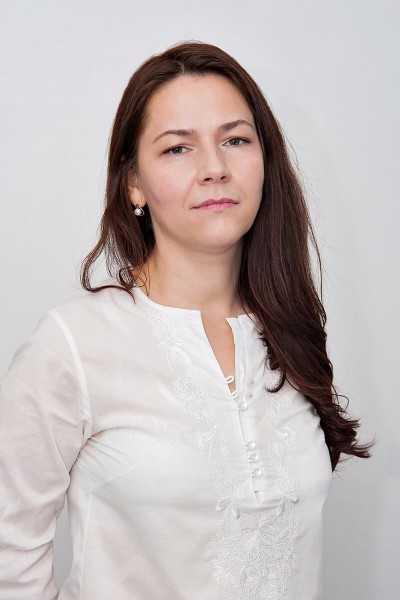Хомусько Оксана Владимировна - фотография
