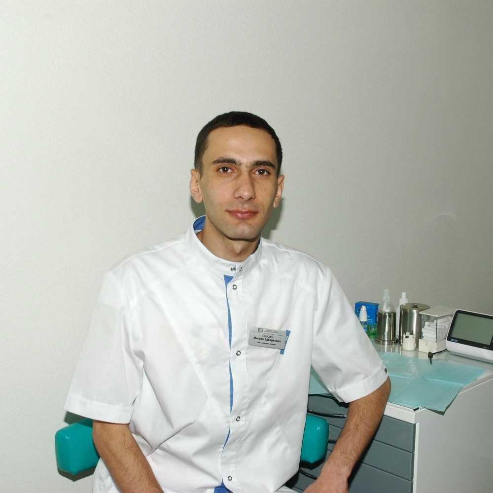 Гиноян Мигран Эдвардович - фотография