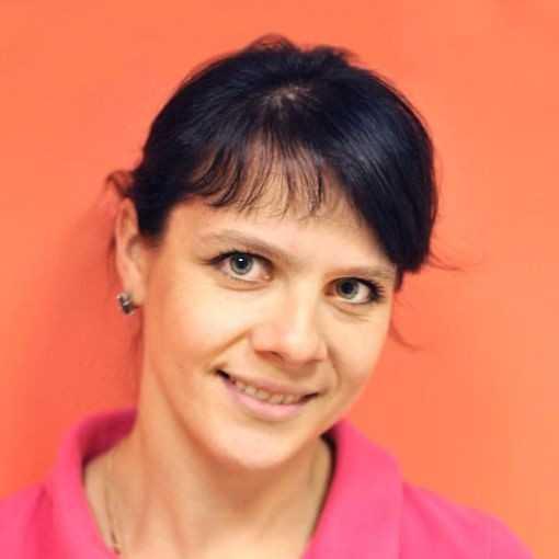 Харламова Анна Юрьевна - фотография