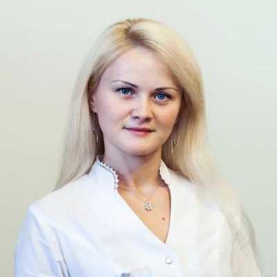 Горева Ольга Борисовна - фотография