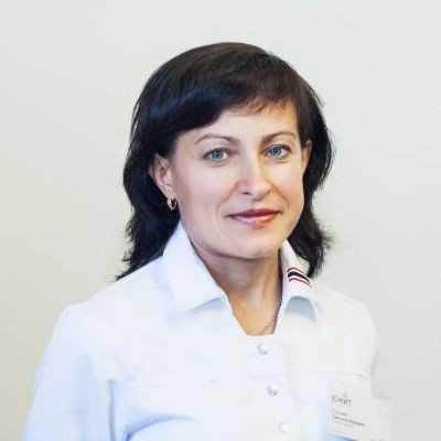 Елисеева Светлана Юрьевна - фотография
