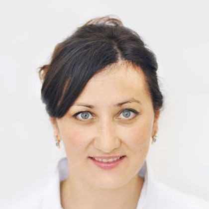 Сатина Анна Сергеевна - фотография