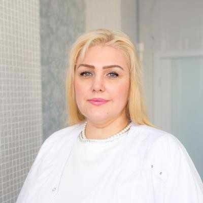 Щербакова Елена Сергеевна - фотография