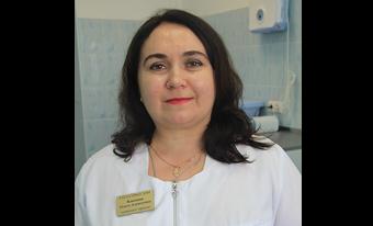 Власкина Ольга Алексеевна - фотография