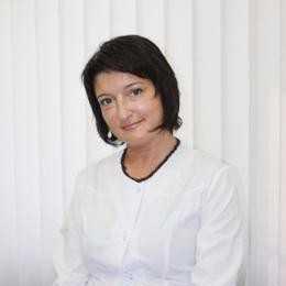 Николаева Марианна Гивиевна - фотография