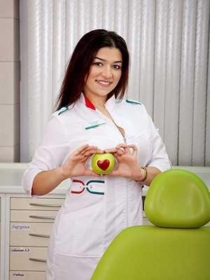 Черпанова Фарида Гусеиновна - фотография