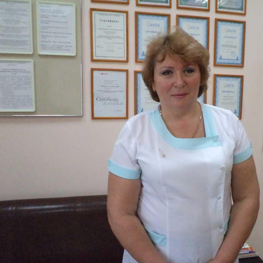 Пивоварова Светлана Александровна - фотография