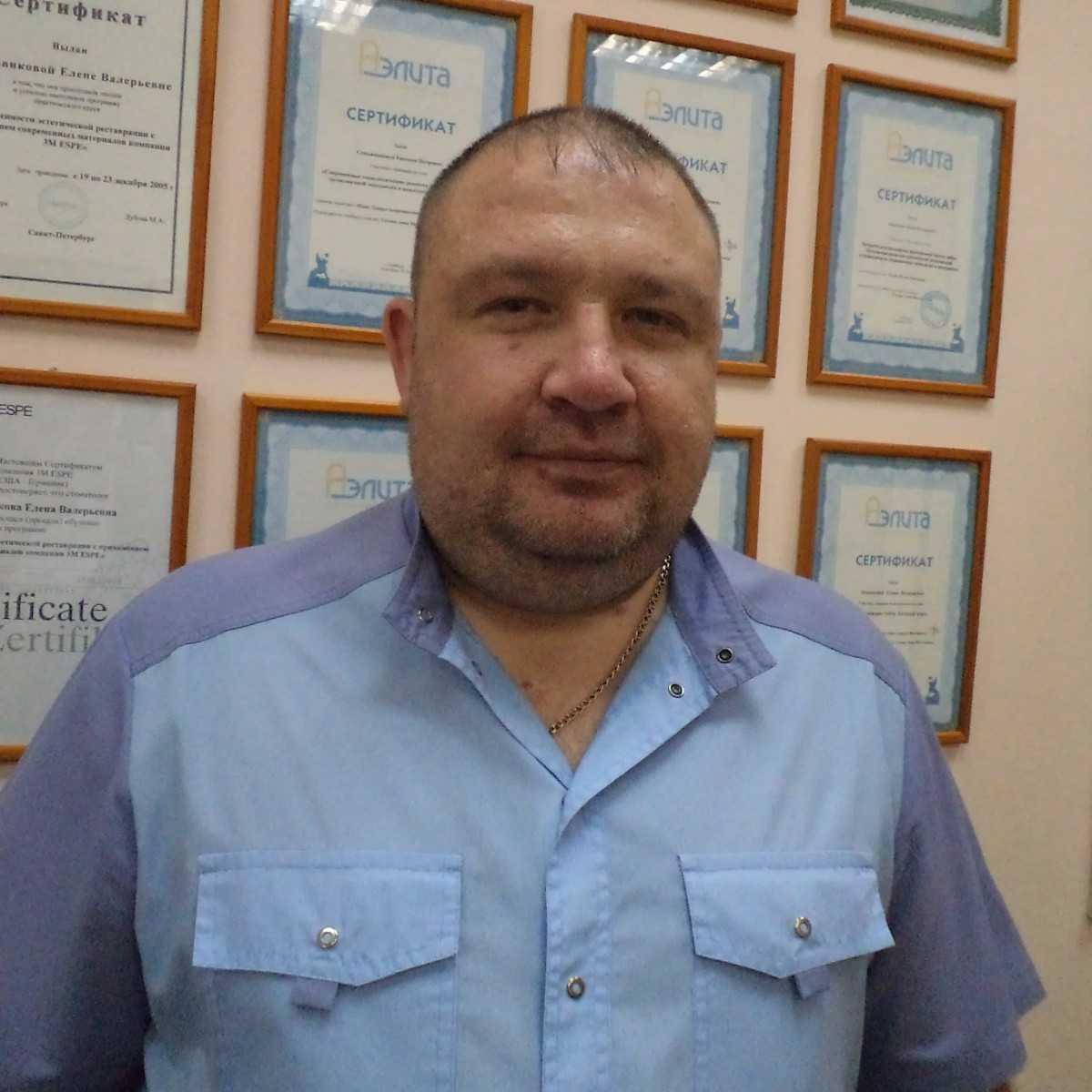 Попов Сергей Александрович - фотография