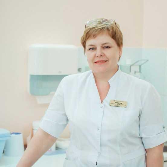 Рябина Светлана Вячеславовна - фотография