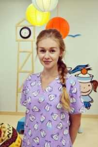 Насибулина Анастасия Игоревна - фотография