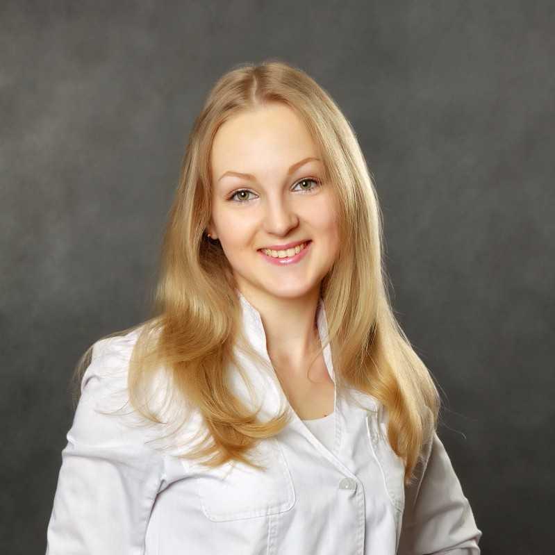 Баирова Полина Геннадьевна - фотография