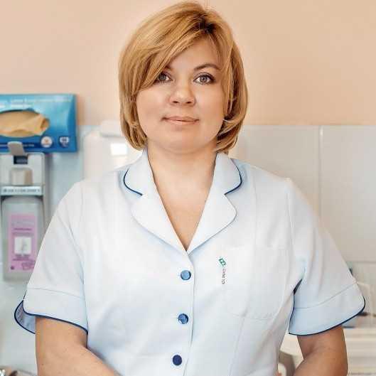 Новикова Елена Валерьевна - фотография