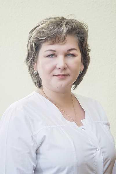 Борисенко Ольга Станиславовна - фотография