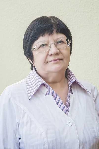Малахова Любовь Николаевна - фотография