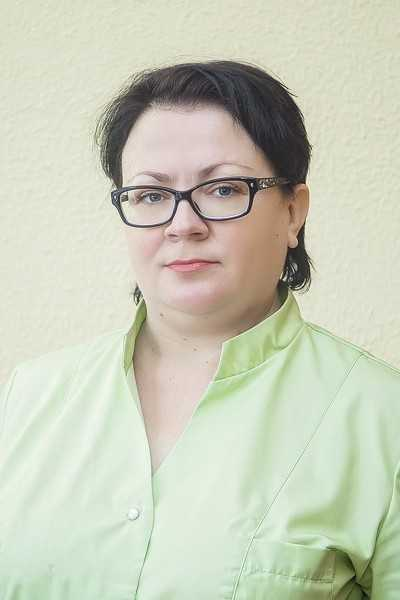 Илларионова Наталья Александровна - фотография