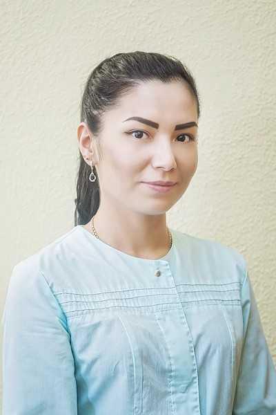Тимирбулатова Динара Рамильевна - фотография