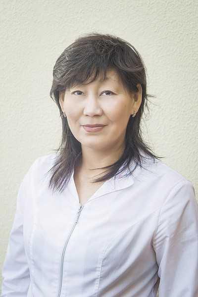 Джаспенова Малика Кусаиновна - фотография