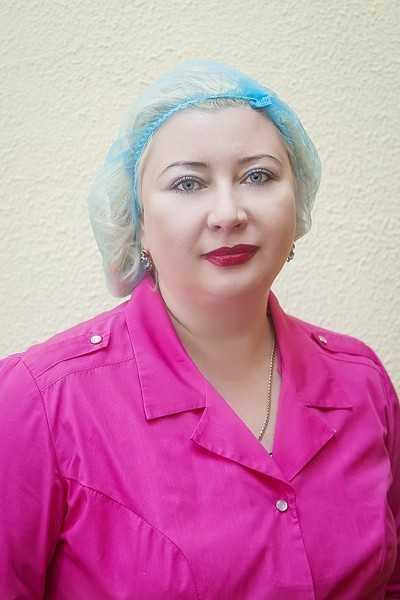 Шукакидзе Елена Геогргиевна - фотография
