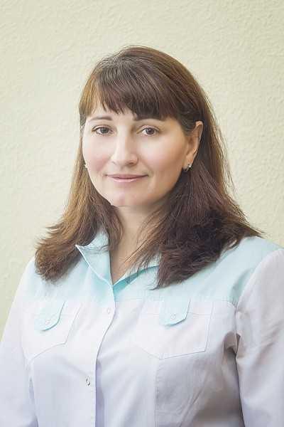 Куриная Людмила Сергеевна - фотография