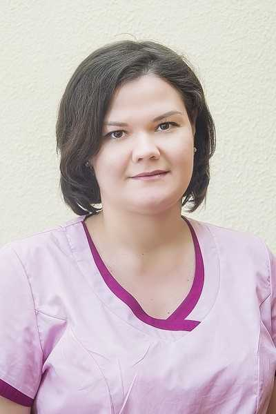 Фишер Анастасия Эдуардовна - фотография