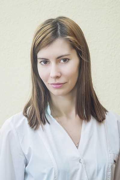 Павлий Юлия Сергеевна - фотография