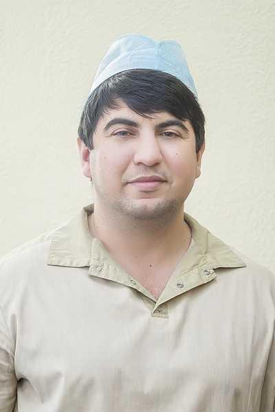 Имамурзаев Арслан Зиявдинович - фотография