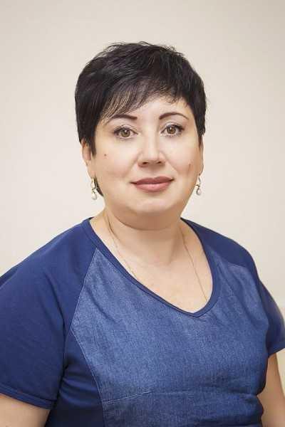 Ковалева Виктория Валерьевна - фотография