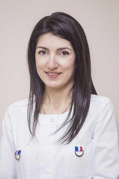 Акимова Диана Левоновна - фотография