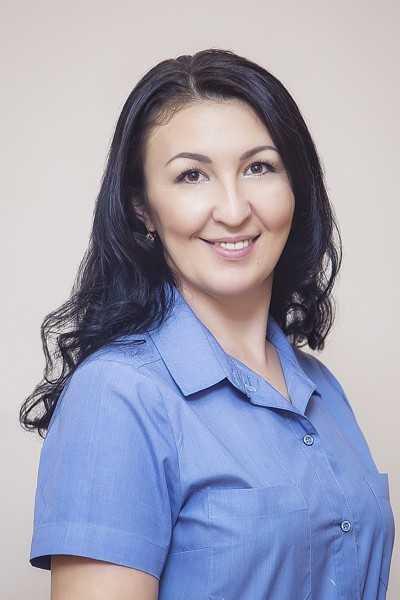 Бушина Нелля Шамильевна - фотография