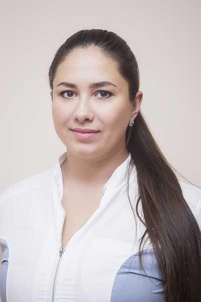 Зинина Ольга Алексеевна - фотография