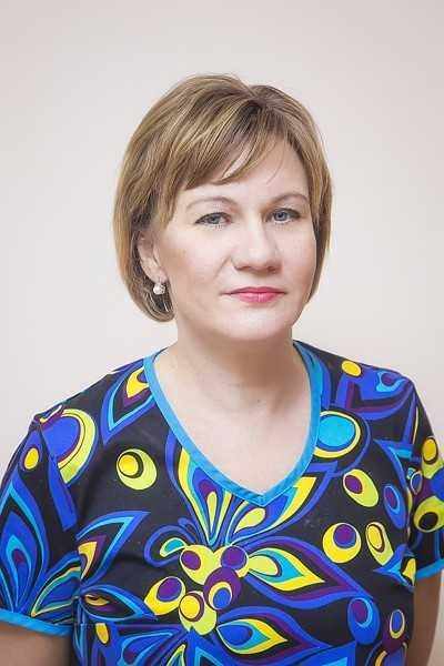 Рафикова Ольга Юрьевна - фотография