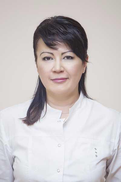 Сайфулина Ирина Герасимовна - фотография