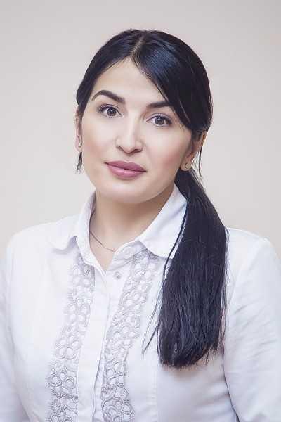 Уцумиева Эльмира Амиралиевна - фотография