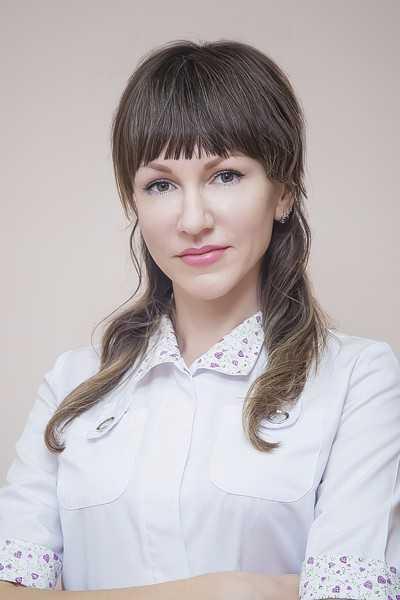 Качевская Ольга Сергеевна - фотография