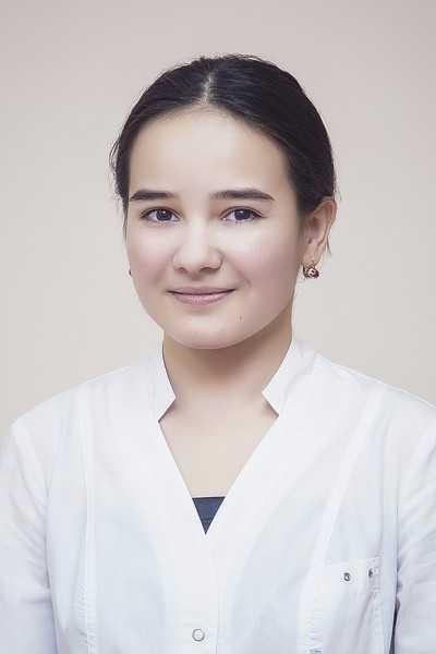 Нигмаджанова Надия Ринатовна - фотография