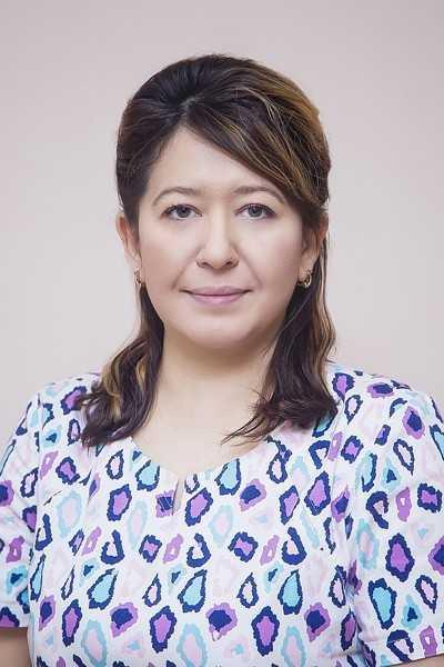 Давлекамова Эльнура Равильевна - фотография