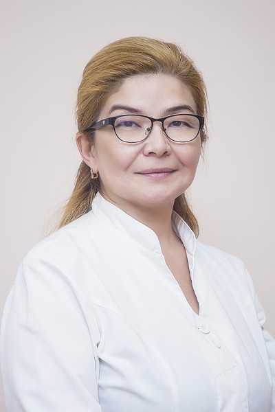 Реботунова Дария Хафизовна - фотография