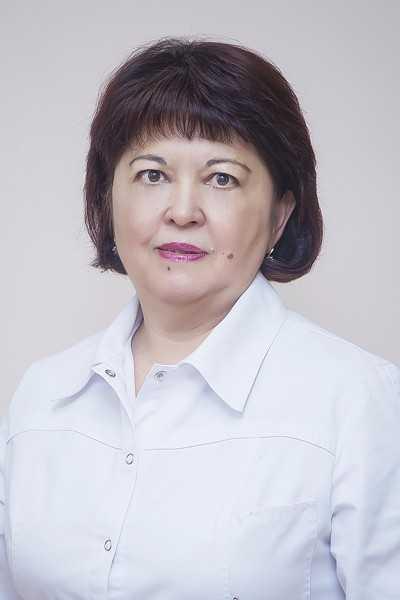 Исенбулатова Зайтуна Айсаевна - фотография
