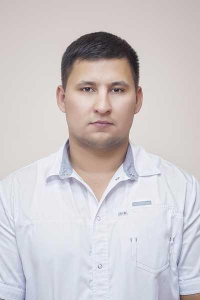 Мухамедов Дамир Халитович - фотография
