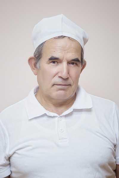 Омаров Магомед Гаджибулгаевич - фотография