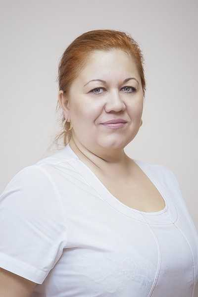 Максина Татьяна Валентиновна - фотография