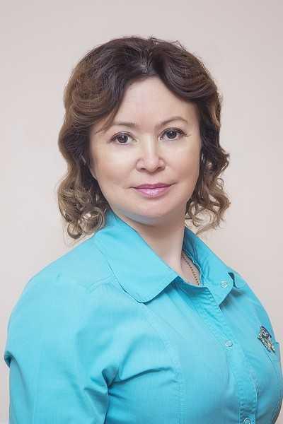 Галимова Ралина Шамшутдиновна - фотография