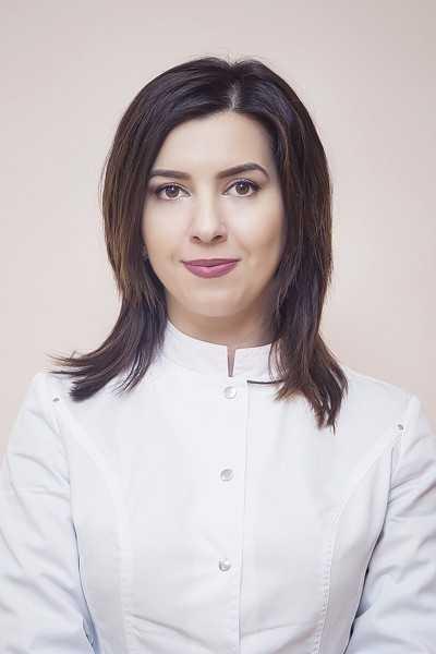 Шахсуварова Арзу Фикретовна - фотография
