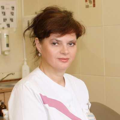 Суворова Ольга Валентиновна - фотография
