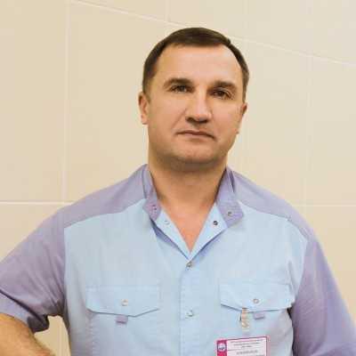 Анцифиров Геннадий Александрович - фотография
