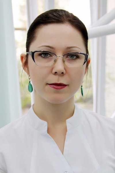 Шабалина Ирина Михайловна - фотография