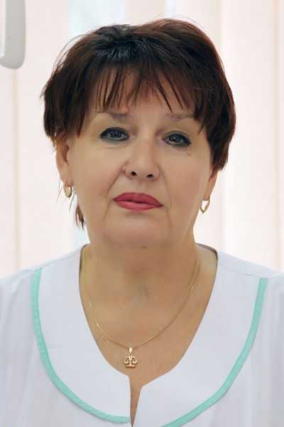 Забурдаева Нелля Антоновна - фотография